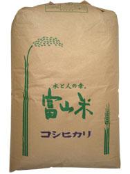 28年産新米 富山県産 こしひかり玄米