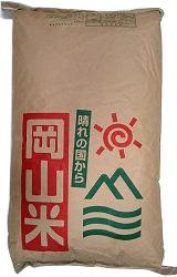 27年産新米 岡山県産 あきたこまち玄米