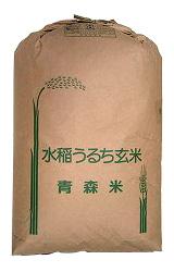 1年産新米 青森県産 つがるロマン玄米
